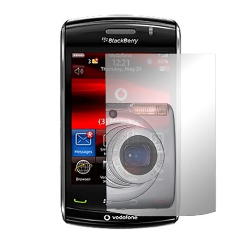 Blackberry Storm 2 9550 Screen Protector w/ Mirror Effect
