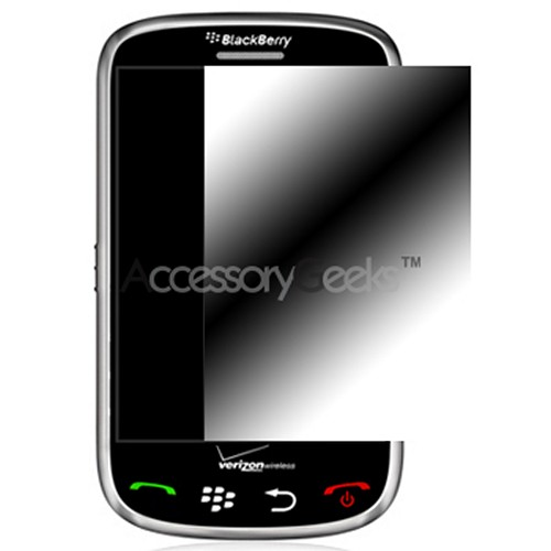 Blackberry Storm Pro High Definition Screen Protector w/ Mirror Effect