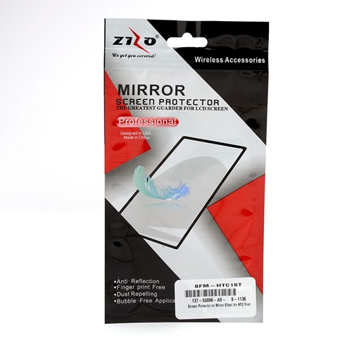 Screen Protector w/ Mirror Effect for HTC First