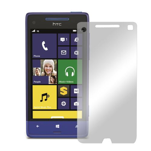 Screen Protector w/ Mirror Effect for HTC 8XT