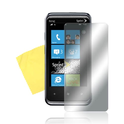 Premium HTC Arrive Screen Protector w/ Mirror Effect
