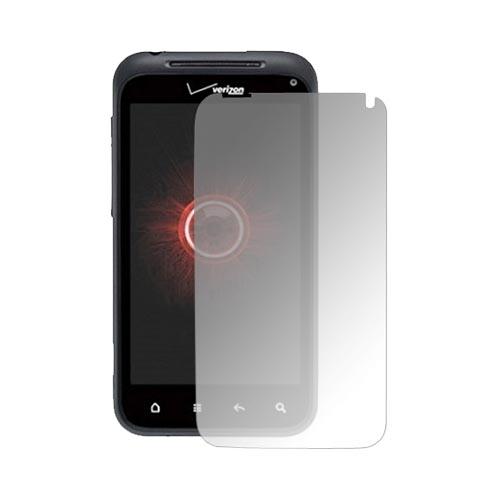 Premium HTC Droid Incredible 2 Screen Protector w/ Mirror Effect