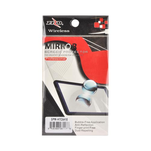 HTC Droid Incredible 4G Screen Protector w/ Mirror Effect