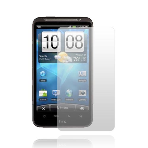 HTC Inspire 4G Screen Protector w/ Mirror Effect