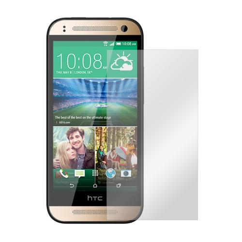 Mirrored HTC One Remix Touch Screen Protector - Great Way To Check Your Makeup!