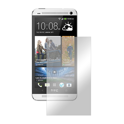 Screen Protector w/ Mirror Effect for HTC One