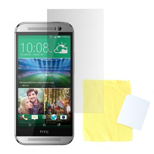Screen Protector w/ Mirror Effect for HTC One (M8)