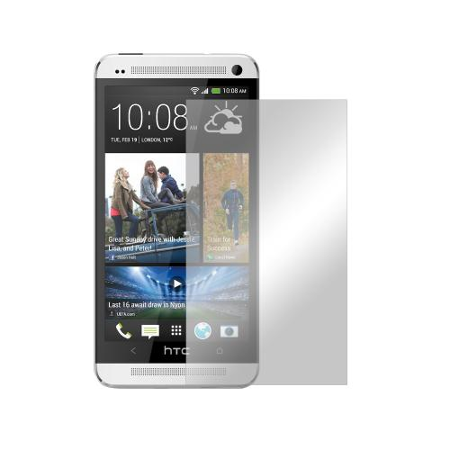 Screen Protector w/ Mirror Effect for HTC One Mini