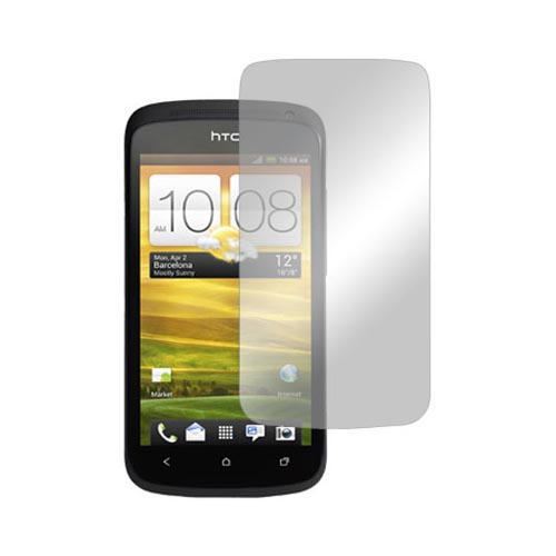 HTC One S Screen Protector w/ Mirror Effect