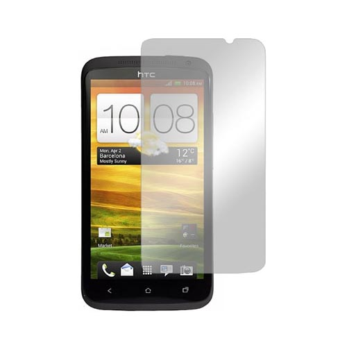 HTC One X Screen Protector w/ Mirror Effect