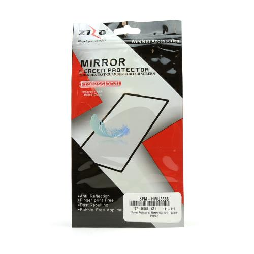 Screen Protector w/ Mirror Effect for T-Mobile Prism 2