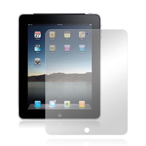 Screen Protector w/ Mirror Effect for Apple iPad 2/3/4