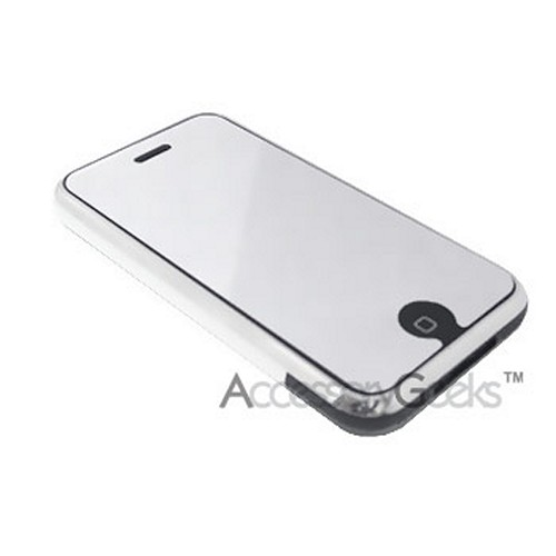 Apple iPhone High Definition Screen Protector w/ Mirror Effect