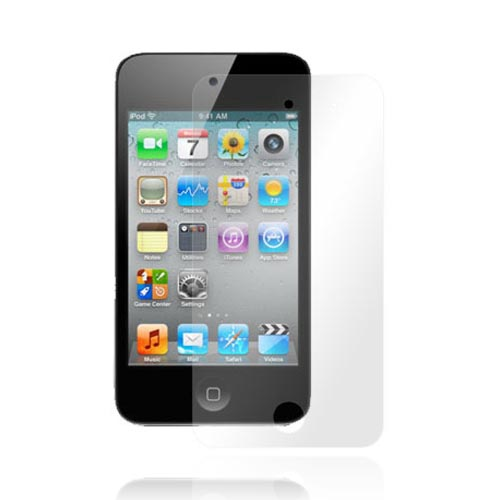 Luxmo Apple iPod Touch 4 Screen Protector w/ Mirror Effect