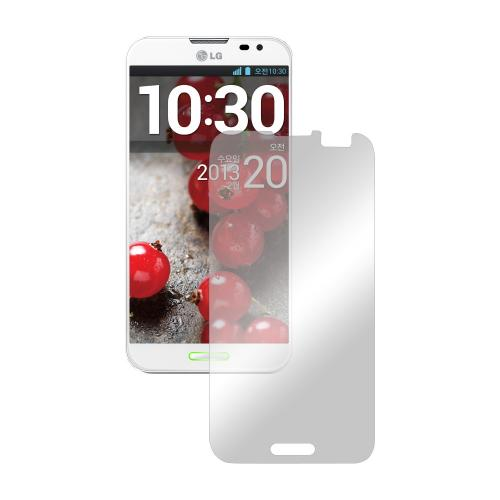 Screen Protector w/ Mirror Effect for LG Optimus G Pro