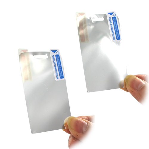 LG Shine II GD710 High Quality Screen Protector w/ Mirror Effect