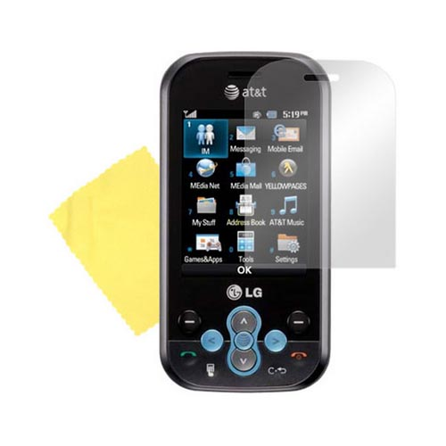 Luxmo LG Neon GT365 Screen Protector w/ Mirror Effect