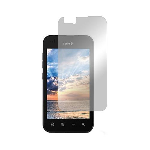 LG Marquee LG855 Screen Protector w/ Mirror Effect