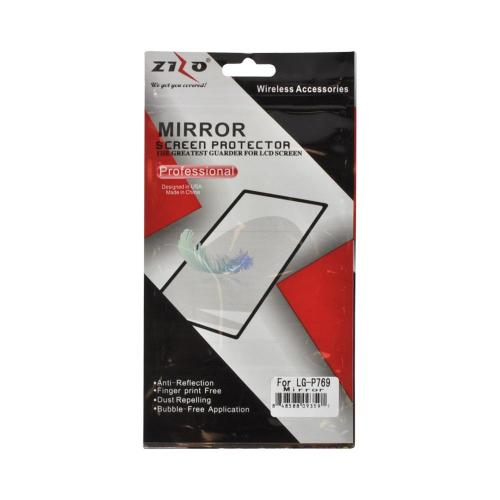 Mirror Effect Screen Protector for LG Optimus L9