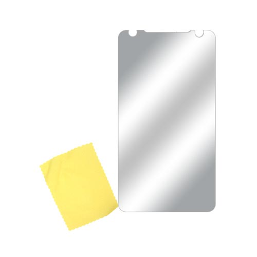Premium LG Revolution, LG Esteem Screen Protector w/ Mirror Effect