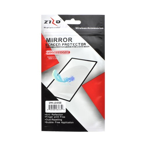 LG Spectrum 2 Screen Protector w/ Mirror Effect
