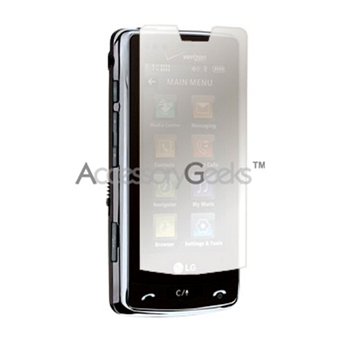 LG Versa VX9600 High Definition Screen Protector w/ Mirror Effect