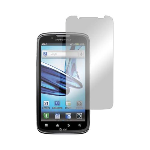 Motorola Atrix 2 Screen Protector w/ Mirror Effect