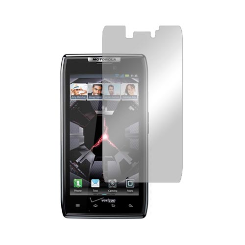 Motorola Droid RAZR/ RAZR MAXX Screen Protector w/ Mirror Effect