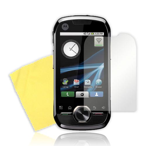 Motorola I1 Screen Protector w/ Mirror Effect