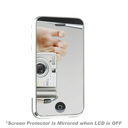 Motorola i890 High-Quality Screen Protector w/ Mirror Effect
