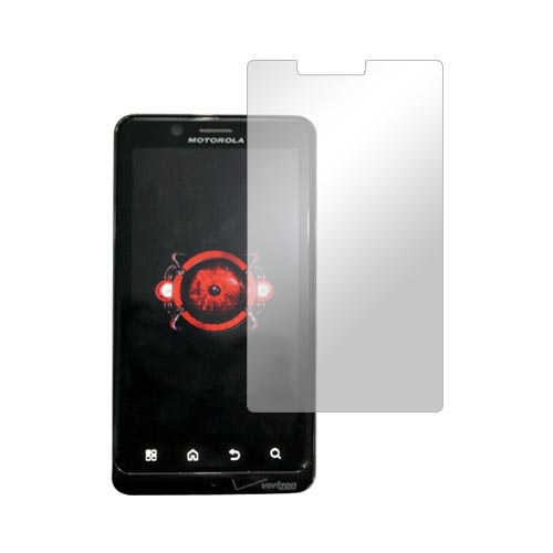 Motorola Droid Bionic XT875 Screen Protector w/ Mirror Effect