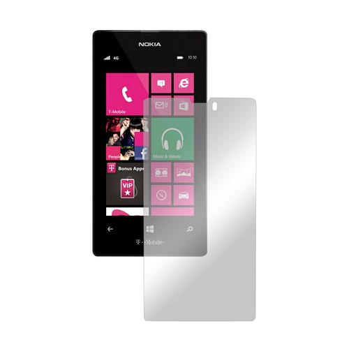 Screen Protector w/ Mirror Effect for Nokia Lumia 521