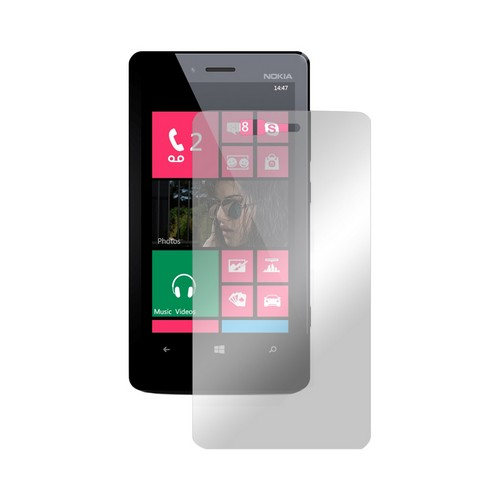 Screen Protector w/ Mirror Effect for Nokia Lumia 810