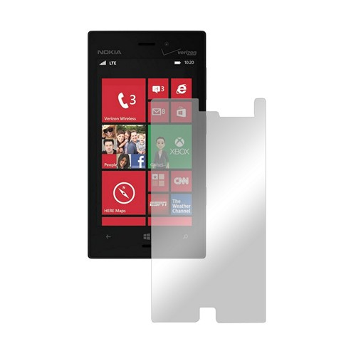 Screen Protector w/ Mirror Effect for Nokia Lumia 928