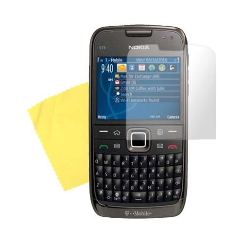 Nokia Mode E73 Mirror Screen Protector