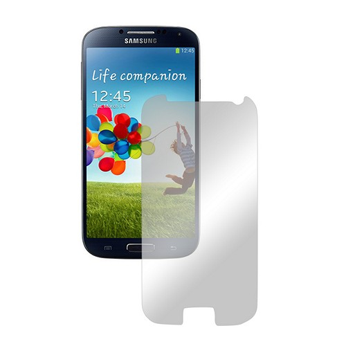Screen Protector w/ Mirror Effect for Samsung Galaxy S4