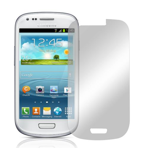 Screen Protector w/ Mirror Effect for Samsung Galaxy S4 Mini