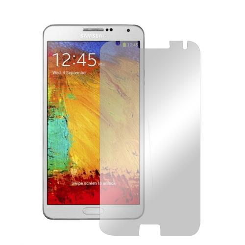 Screen Protector w/ Mirror Effect for Samsung Galaxy Note 3