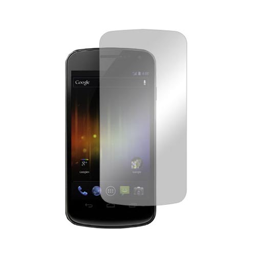 Samsung Galaxy Nexus Screen Protector w/ Mirror Effect