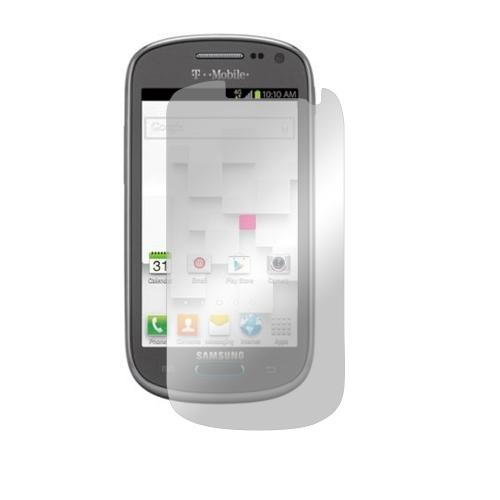 Screen Protector w/ Mirror Effect for Samsung Galaxy Exhibit