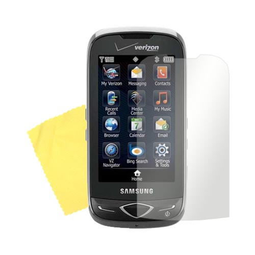 Talon Samsung Reality SCH-U820 Screen Protector w/ Mirror Effect