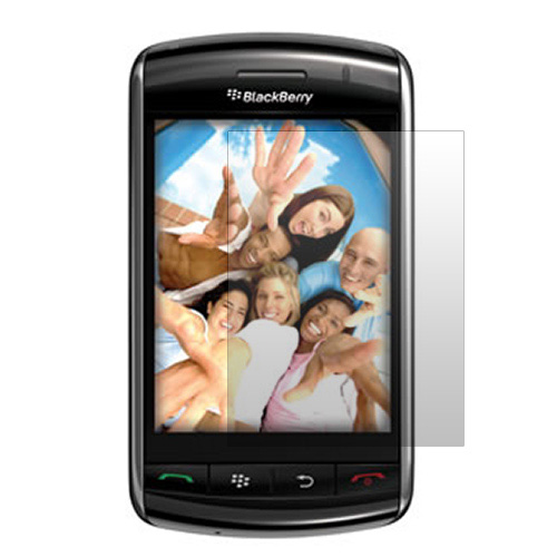 Premium Blackberry Storm 2 9550 High Quality Screen Protector
