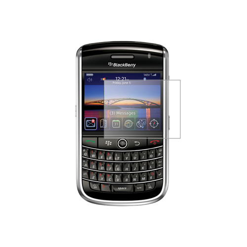 Premium Blackberry Bold 9650 & Tour 9630 Screen Protector