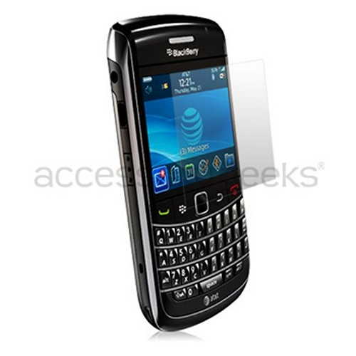 Premium Blackberry Bold 9000 High Quality Screen Protector