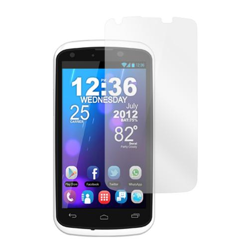 Clear Screen LCD Protector for Blu Tank 4.5