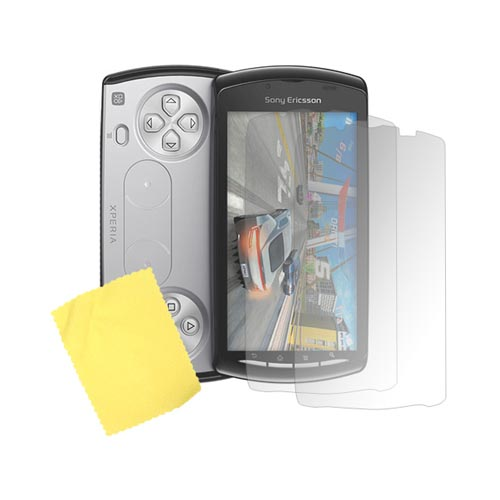 Premium Sony Ericsson Xperia PLAY Screen Protector - Clear