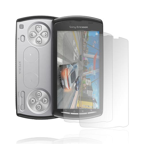 Sony Premium Ericsson Xperia Play Screen Protector - Clear
