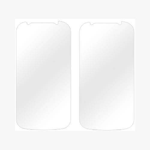 HTC Amaze 4G Screen Protector (2 Pack) - Clear