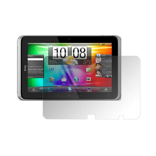 Premium EVO View 4G/ HTC Flyer Screen Protector - Clear