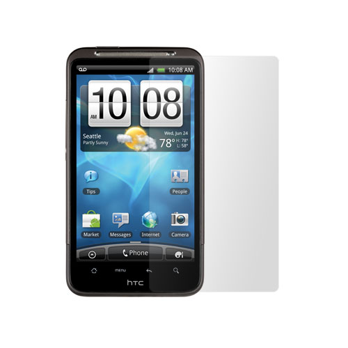 Premium HTC Inspire 4G Screen Protector - Clear